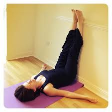 Fertility Yoga Pose to Thicken Your Uterine Lining — Positively Fertile