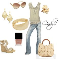 Day of Shopping, created by cindycook10 on Polyvore