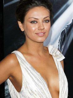 Miss Mila Kunis...