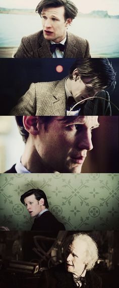 {I will always remember when the Doctor was me}
