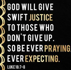 be ever praying and expect Him to hear you Bible Scriptures, Bible Quotes, Advice Quotes, Quotes About God, Quotes To Live By, Spiritual Words, Love The Lord, Spiritual Inspiration, Faith In God