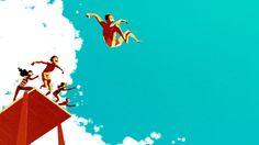 you gotta JUMP by PascalCampion.deviantart.com on @deviantART
