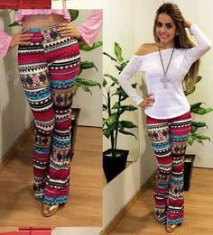 Moda Fashion, Online Boutiques, My Style, Pants, Flare, Creature Comforts, Outfits, Trouser Pants, Women's Pants