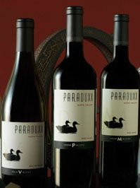 Paraduxx Limited - by Duckhorn  LOVE LOVE this wine - Cab blend