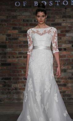Priscilla of Boston 4615, PreOwnedWeddingDresses.com Listing 42497,  #aprilwedding #mountainwedding #mybigday #wedding