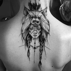 Sketch Tattoos | Bored Panda