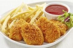 Nuggets caseros pollo Thermomix