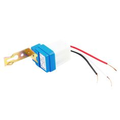 AC DC 12V 10A Auto On Off Photocell Street Light Photoswitch Sensor Switch free shipping