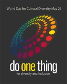 UN World Day for Cultural Diversity for Dialogue and Development