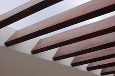 Casa Michelle - Edgar Marin - Blog y Arquitectura Marines, House Plans, Stairs, Terra, Wood, Garden, Home Decor, Home, Large Windows