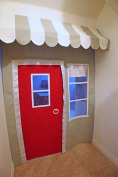 Miniature Indoor Awning For Playhouses Up To 50 Quot Wide