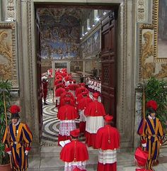 Cardinals hold Vatican conclave to elect new Pope