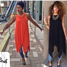 Asymmetrical Sleeveless Dress/Long Top Black asymmetrical dress or long top. Dress is sleeveless & has asymmetrical sides. Have black only left-Small & Medium. Cosb Dresses Asymmetrical