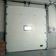 Instalación de puertas seccionales cerrajeroschiva.com
