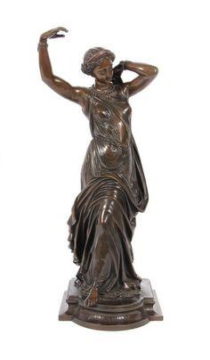 Pradier, Jameseigentlich Jean Jacques, Genf 1790 - 1852 Rueil bei Paris, Bildhauer, Hauptplastiker d — Skulpturen/Plastiken