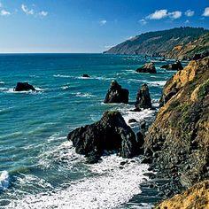 Fort Bragg, California   Coastalliving.com
