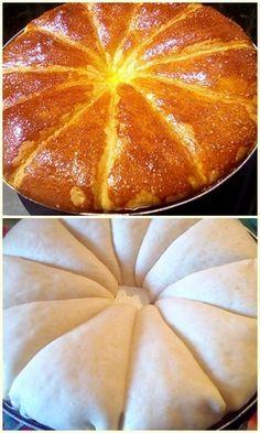 Pureed Food Recipes, Greek Recipes, Dessert Recipes, Cooking Recipes, Desserts, Food Network Recipes, Food Processor Recipes, Cypriot Food, Bread Dough Recipe