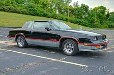 1983 Oldsmobile Cutlass Calais 15th Anniversary Hurst Olds