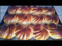 Булочки с творожной начинкой! Пышные и румяные! / Buns with cottage cheese! - YouTube Berry Cake, Croissants, Hot Dog Buns, Donuts, Cake Recipes, Picnic, Berries, Deserts, Good Food