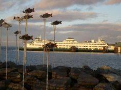 Everett, Wa Ferry