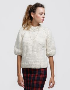 Presenting Ashleigh Sweater