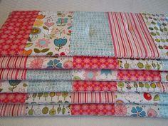 DIY 6 Piece Crib Bumper Pattern Tutorial with photos by beffie48, $4.99