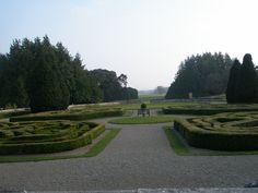 gardens of Adare in Ireland
