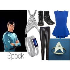 """""""Spock"""" I actually like this one :)"""