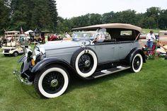 1930 Lincoln L-Sport Phaeton