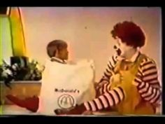 A collection of old McDonald's commercials from 1963 Ronald's First Appearance 1963 Skating Ronald 1964 Picnic 1965 Decision-Maker 1967 Ronald and. Old Commercials, Mcdonalds, 1960s, Hamburgers, Restaurants, Fictional Characters, Collection, Youtube, Burgers