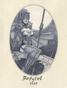 Batgirl 1887 -- Michael Dooney