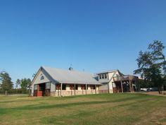 Dollamor Farm stable