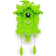 Molly 'n Me Lime Green Cuckoo Clock Molly N' Me,http://www.amazon.com/dp/B00BXVJDVM/ref=cm_sw_r_pi_dp_lpJdtb0BGMGKS7X9