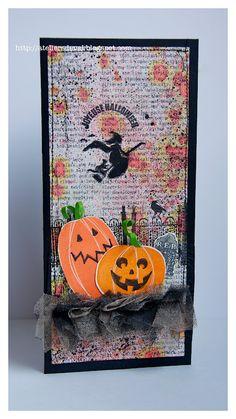 Blog hop d'Halloween.... | Les Ateliers de Val