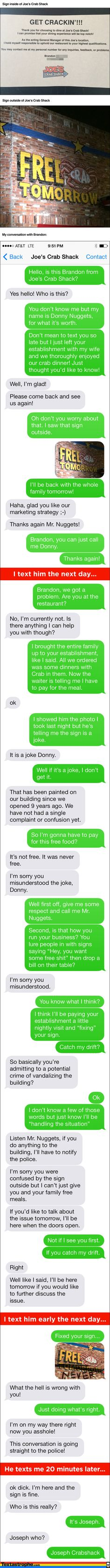 80 Best Text Pranks images in 2015 | Funny, Funny texts, Hilarious