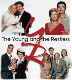 The Young And The Restless - I watched Y& R  from it's beginning in the early 70's till the early 90's. Don't watch it anymore but it still hold's a place in my heart for it's older cast members.