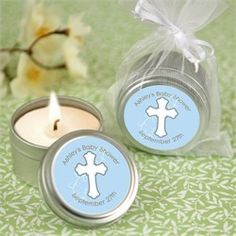 Religious: First Communion, Baptism, Christening, Confirmation Favor Ideas