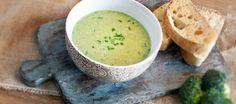Snelle en gezonde broccolisoep in 20 minuten klaar!