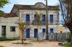 Prefeitura da cidade histórica de São Cristóvão, Sergipe, Brasil.  Fotografia: http://www.badini.com.br
