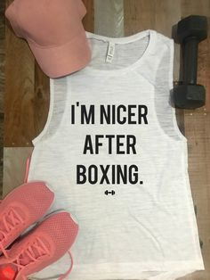 so ready to start it up again this week...love hitting a bag rather than someones face!!
