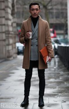 Men's Street Style Gallery: The Best Of January 2017   FashionBeans