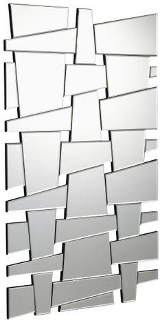 Miroir déstructuré ENIGMA magasins BUT