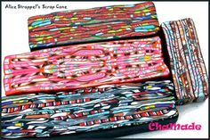 More on Allice Stoppel's Scrap Cane... i want to do this