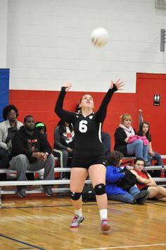 Lauren serving Texas Image, Shutterfly, Basketball Court, Sports, Hs Sports, Sport
