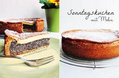 [FOOD] Sonntagskuchen: Mohnkuchen
