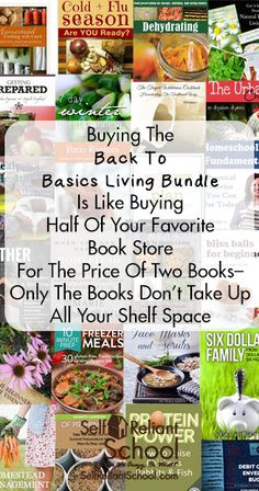 Is buying ebook bundles a good idea? Do you get your money's worth? Here's why I think they're a great deal! #beselfreliant