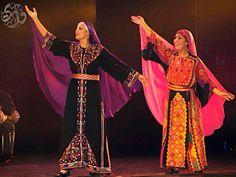 Trad.palestinian dress