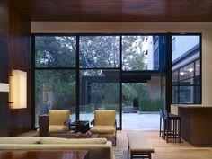 William Hefner Architecture Interiors & Landscape modern family room