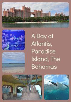 A Day in Atlantis, Paradise Island, The Bahamas - Family Travel Magazine