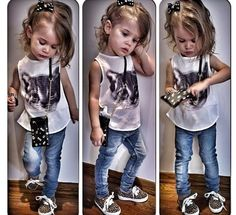 Little girls fashion/ kid fashion